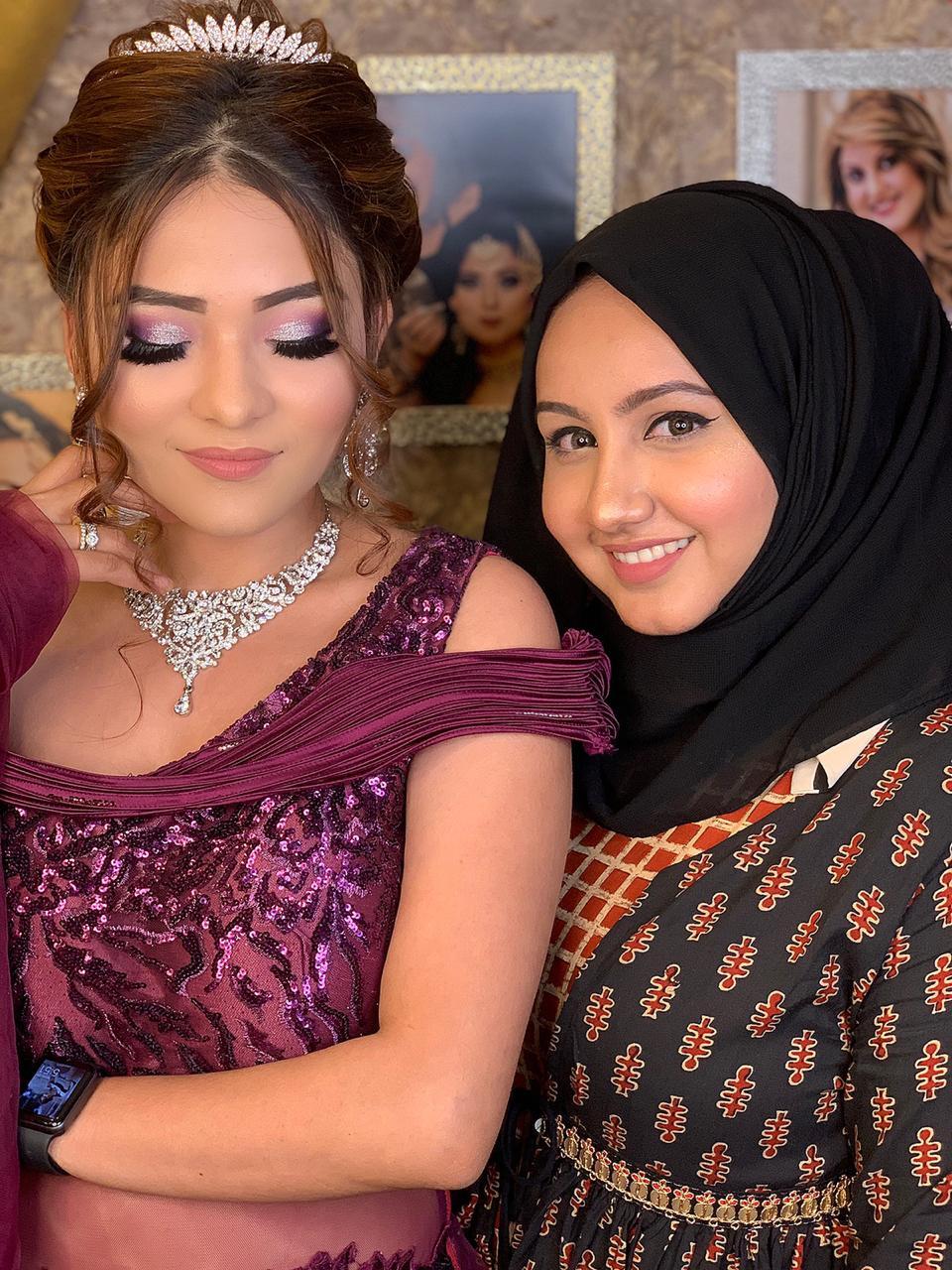 makeup academy in delhi student work 10
