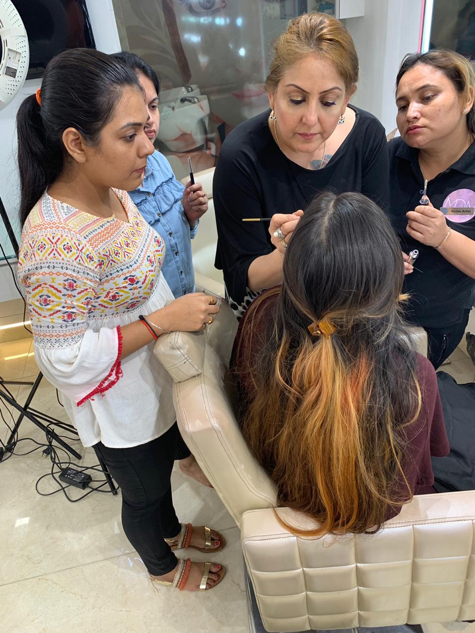 Meenakshi Dutt Makeup Academy