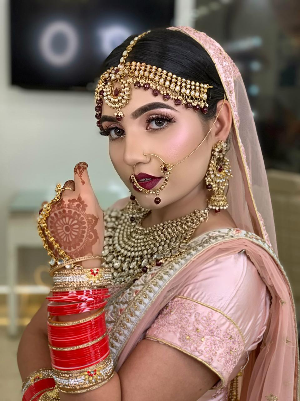 makeup academy in delhi look 11