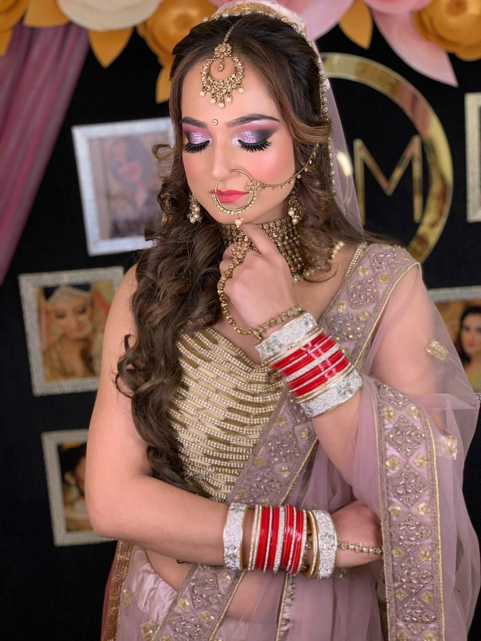 makeup academy in delhi look 12