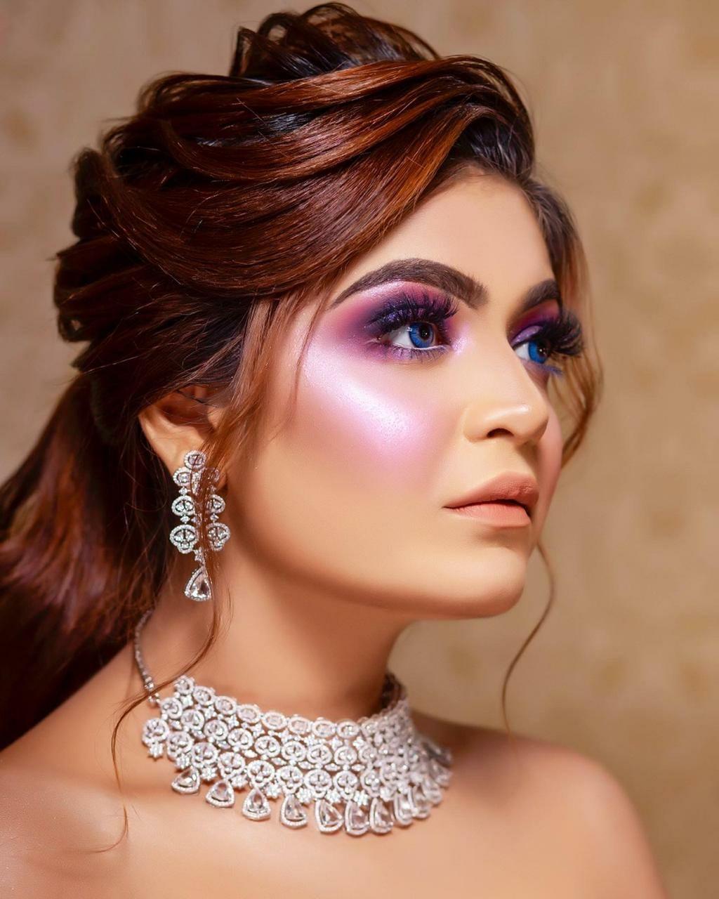 makeup artist in lucknow - look 3