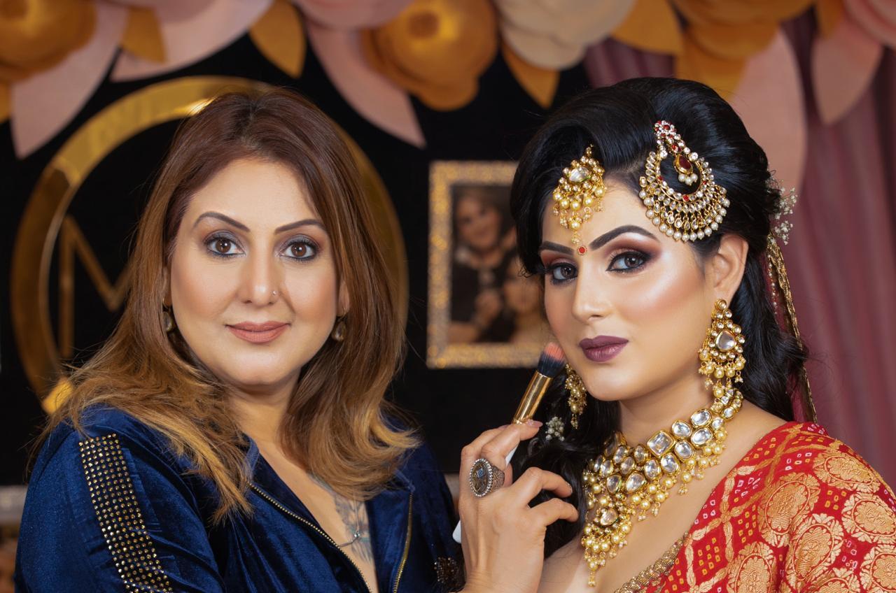 makeup courses in delhi - mdm