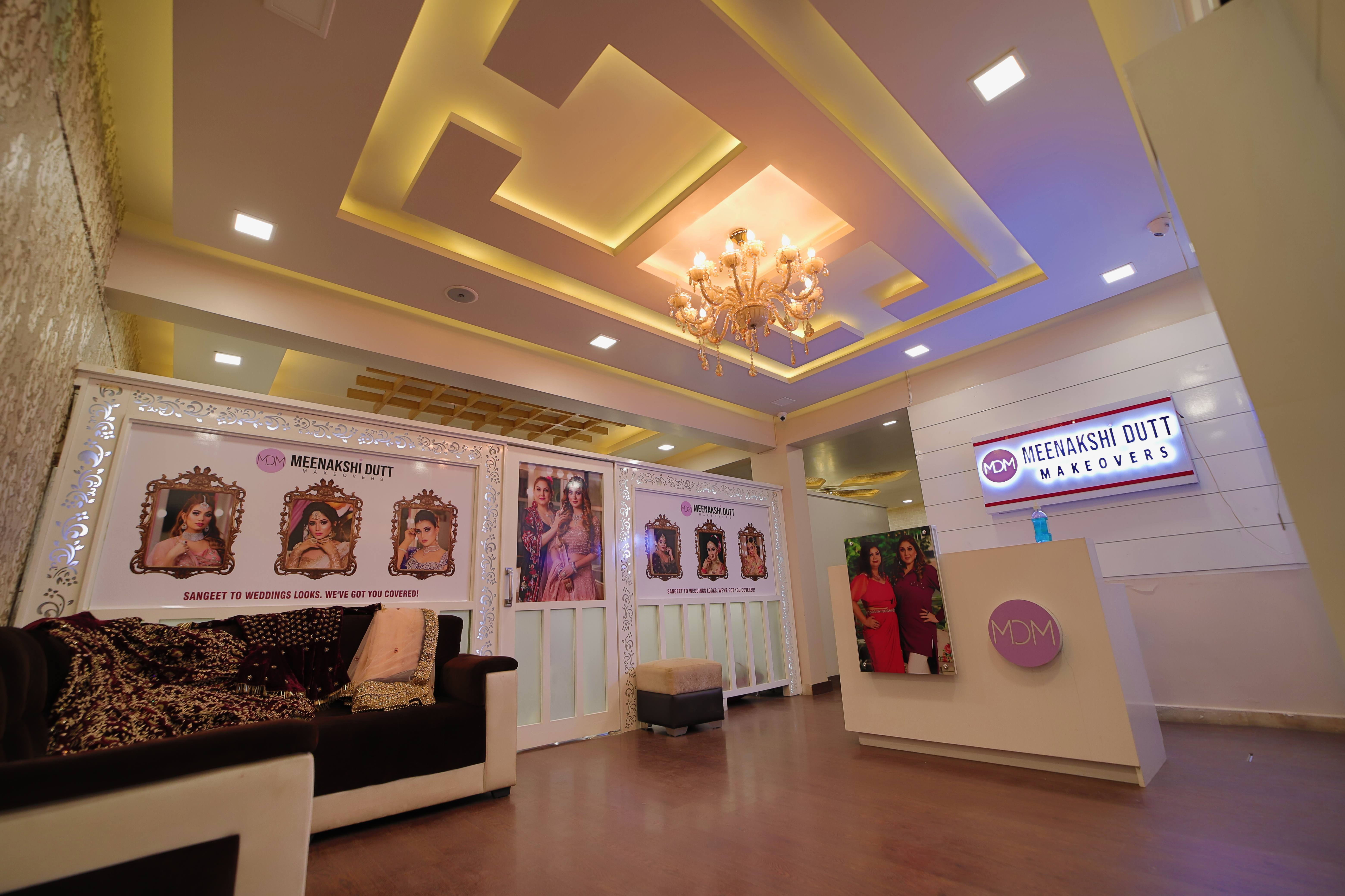 Salon in Lucknow
