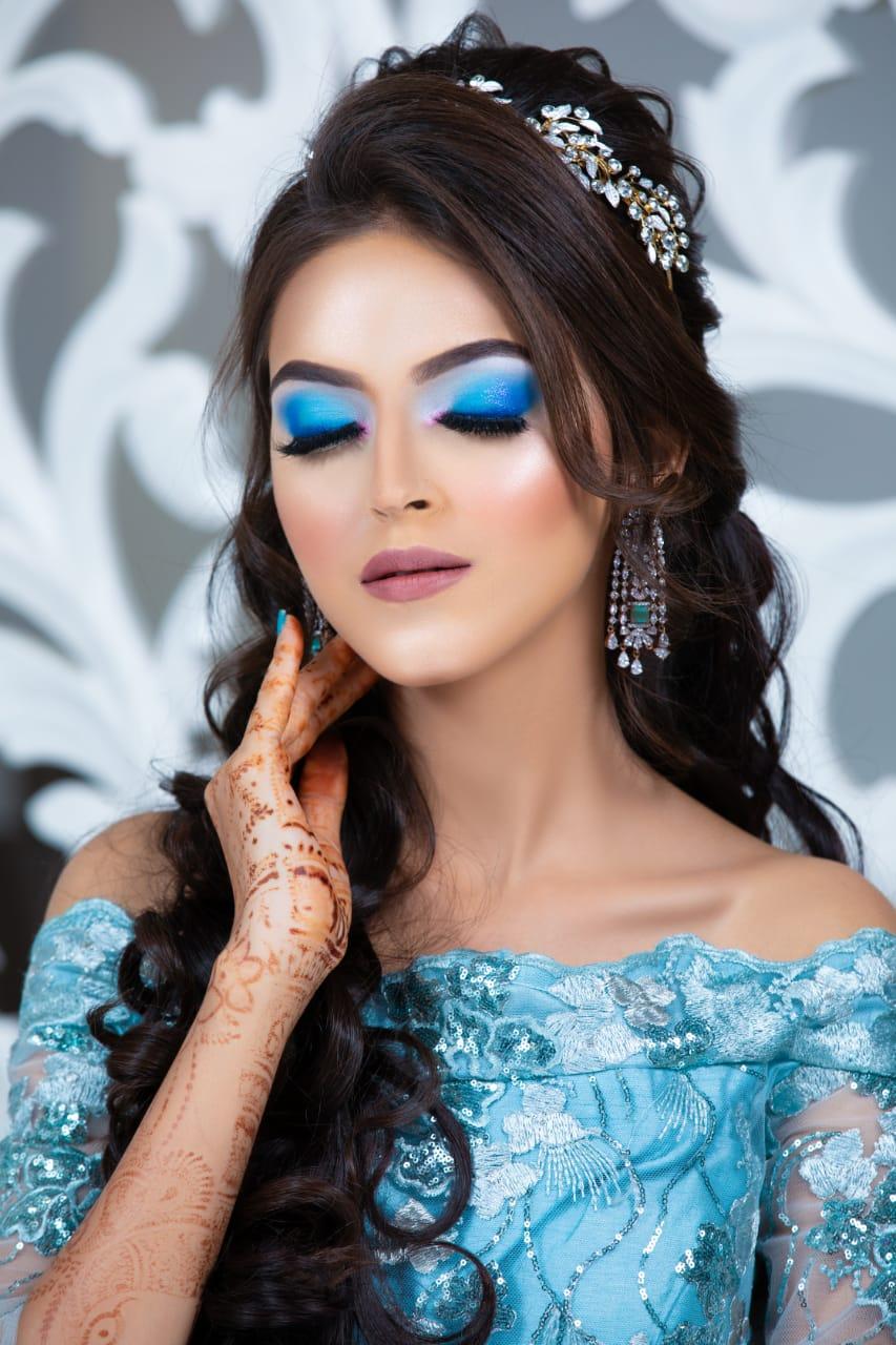 makeup artist in lucknow - mdm