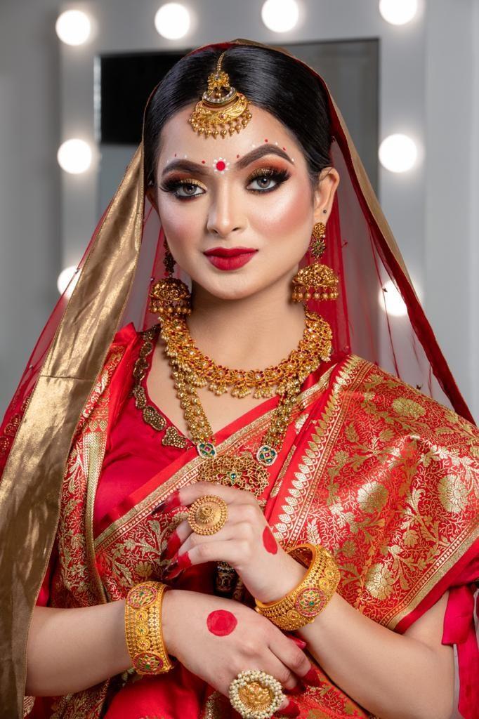 online makeup class look 11