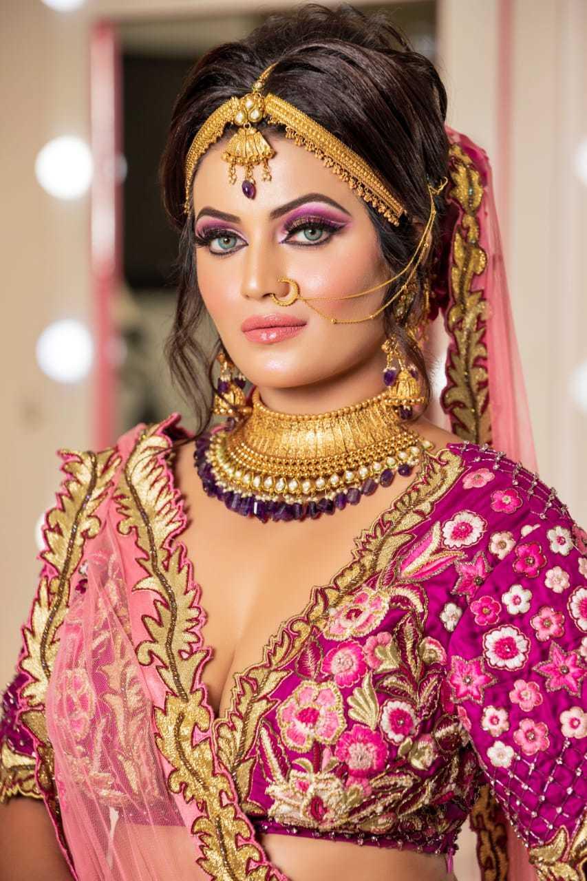 Meenakshi Dutt Makeup Academy Look
