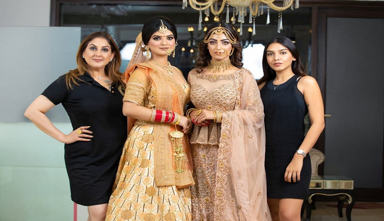 MDM Makeup packages in Delhi