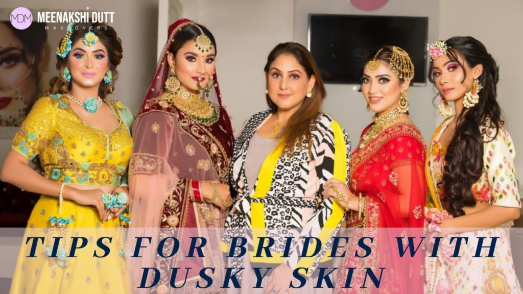 Tips For Brides with Dusky Skin